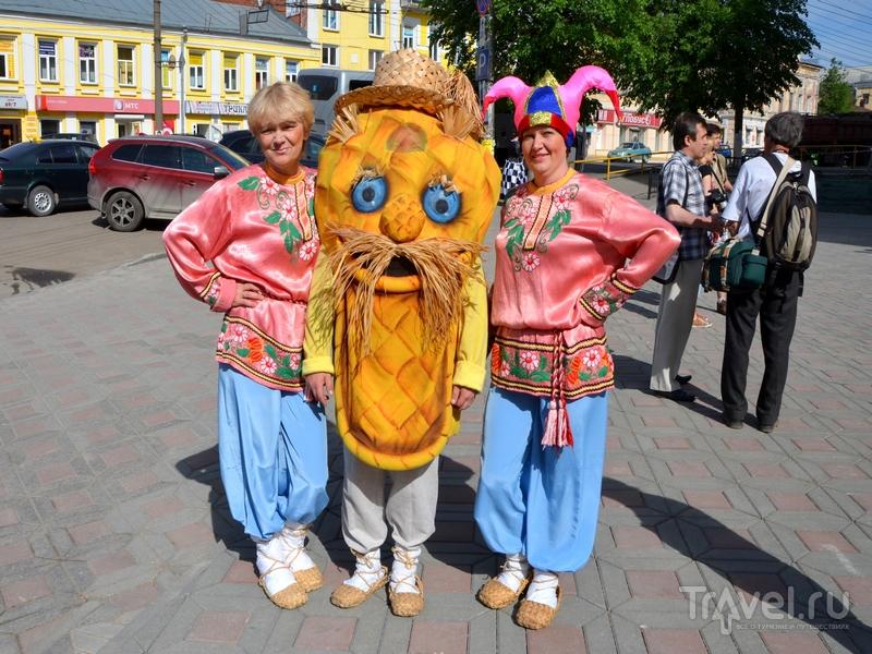Всемирные сказочные игры в Кирове, Россия / Фото из России