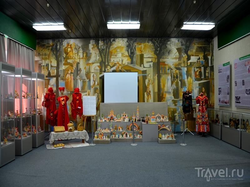 В кировском музее дымковской игрушки, Россия / Фото из России