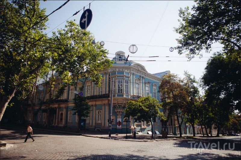 Музей западного и восточного искусства в Одессе, Украина / Фото с Украины