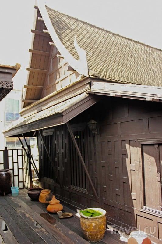 The Jim Thompson House и The Suan Pakkad Palace / Таиланд