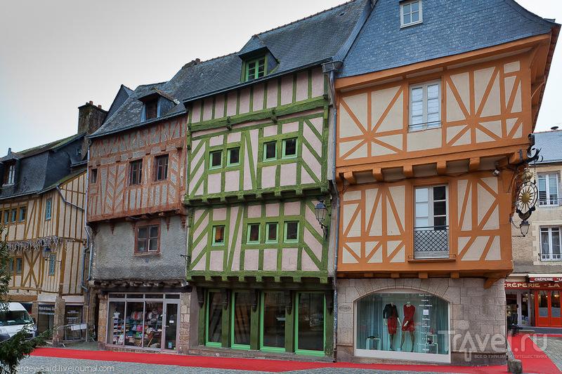 Город Красной ковровой дорожки / Фото из Франции