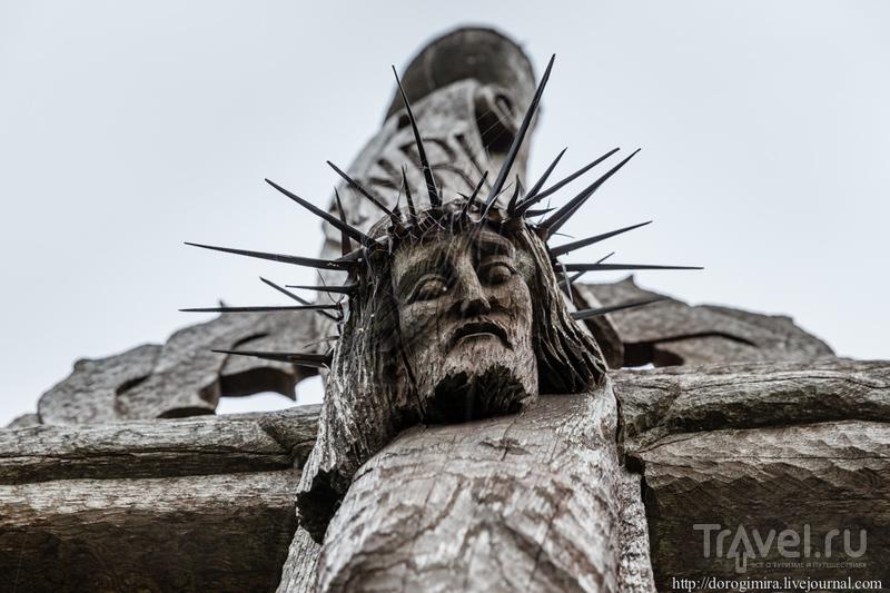 Гора Крестов близ Шяуляя / Фото из Литвы