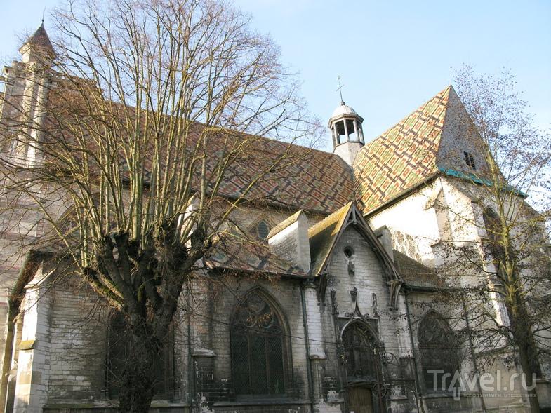 Церковь Сен-Низье в Труа, Франция / Фото из Франции