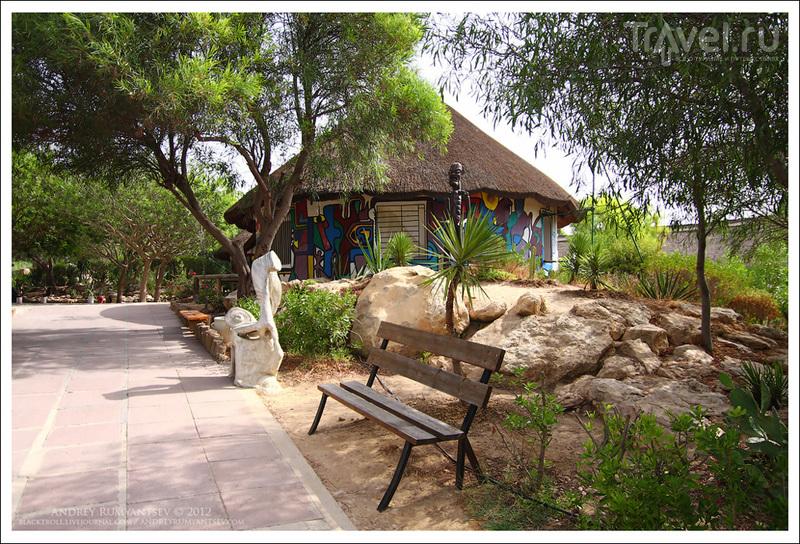 Зоопарк Фригия (Friguia Animal Park) / Фото из Туниса