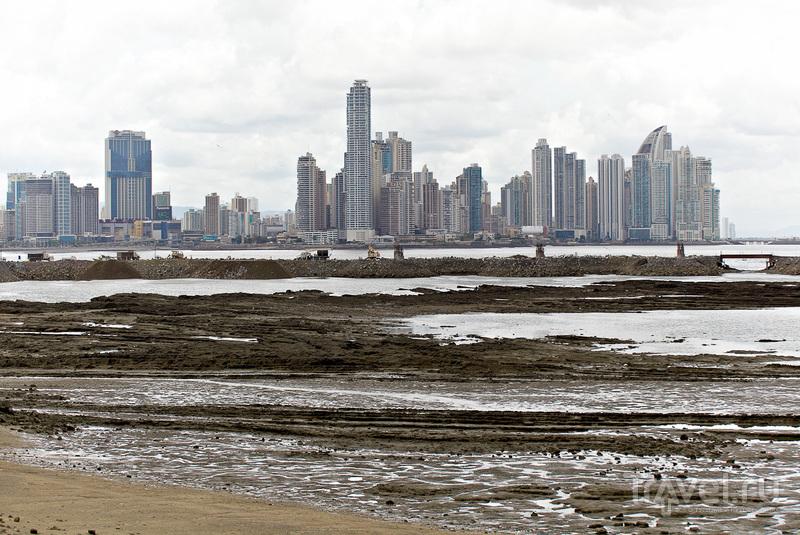 Ненастоящая Панама / Фото из Панамы