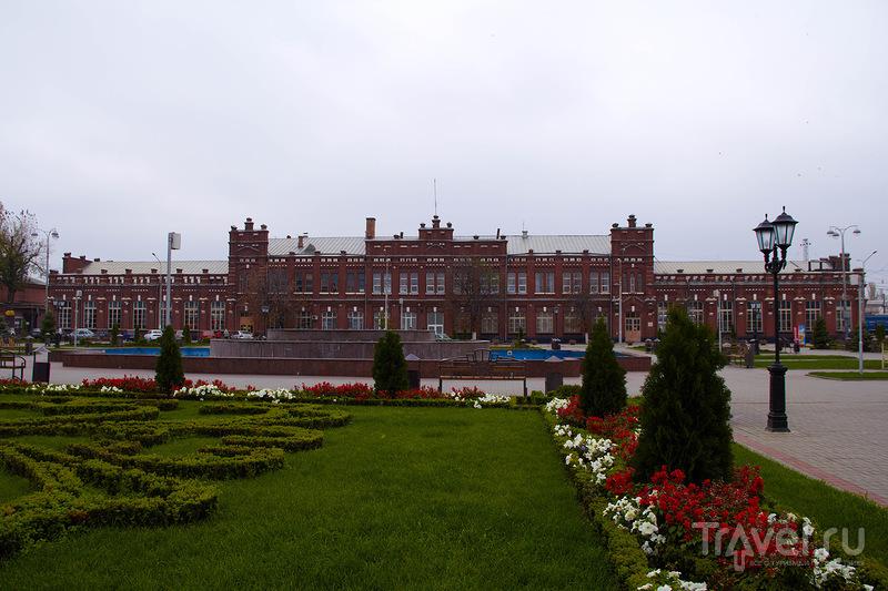 кропоткин. фото города