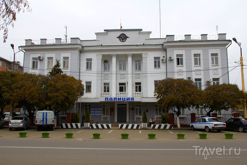 Замечательный город Кропоткин / Россия