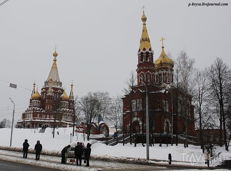 Ижевск - сердце Удмуртии и оружейная столица / Россия