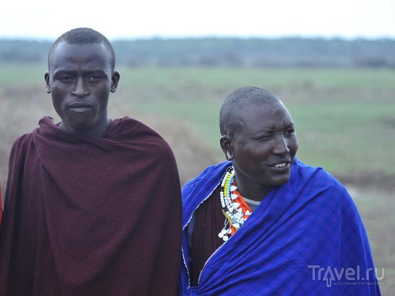 Масаи. Танзания / Фото из Танзании