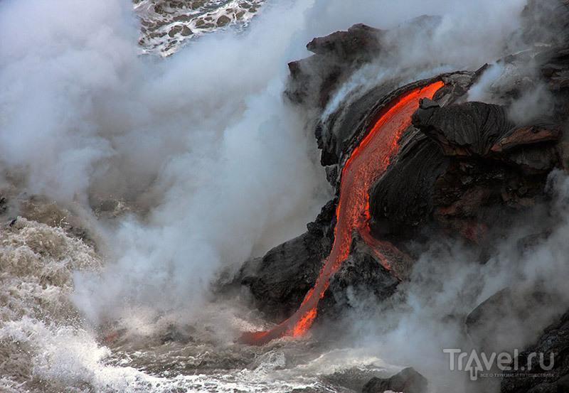 На Гавайских островах, США  / Фото из США
