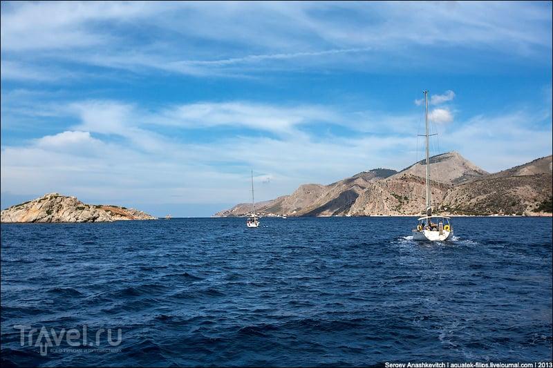 Остров Идра, Греция / Фото из Греции