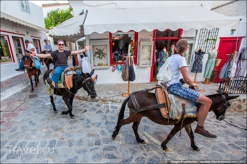 Идра. Любимый остров греческой богемы / Фото из Греции