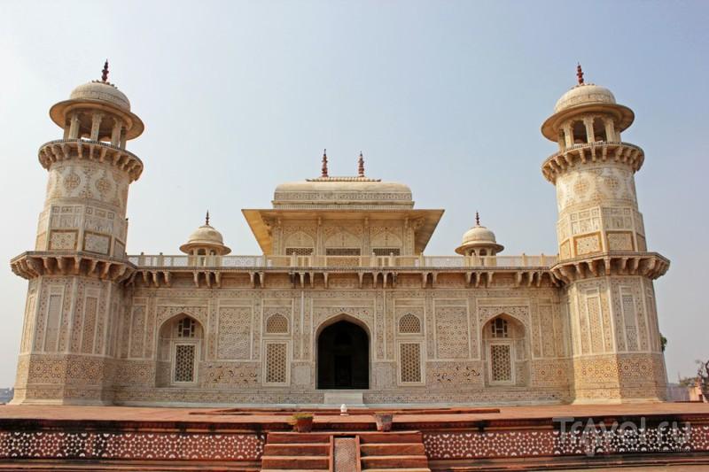 Что еще посмотреть в Агре, кроме Тадж-Махала и форта / Фото из Индии