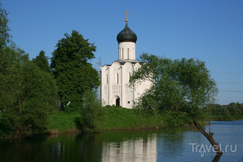 Церковь Покрова на Нерли, Россия / Фото из России