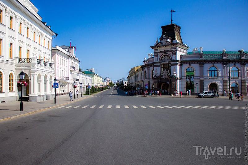 Прогулка по Казани / Россия