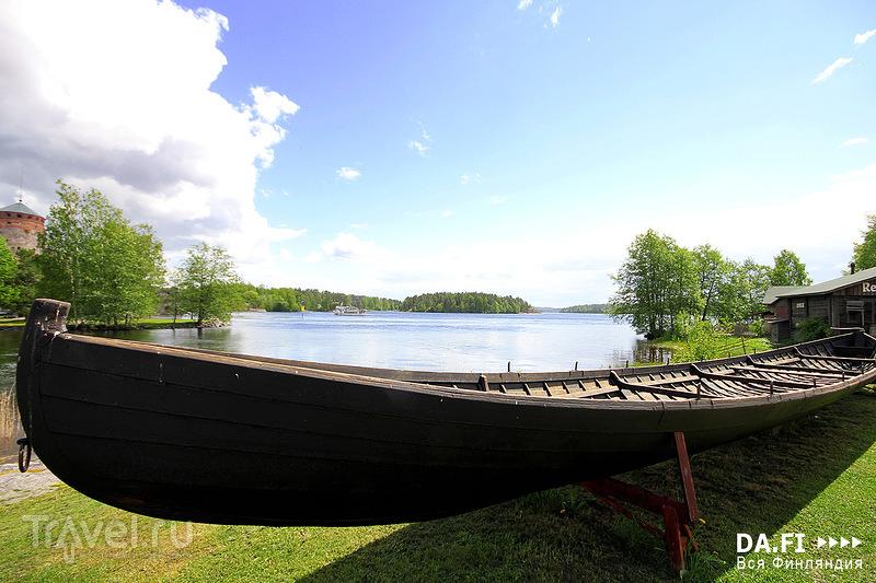 Савонлинна - северная Венеция / Фото из Финляндии