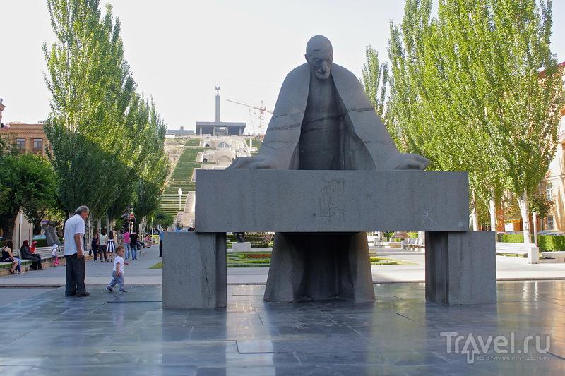 Памятники и скульптуры Еревана / Армения