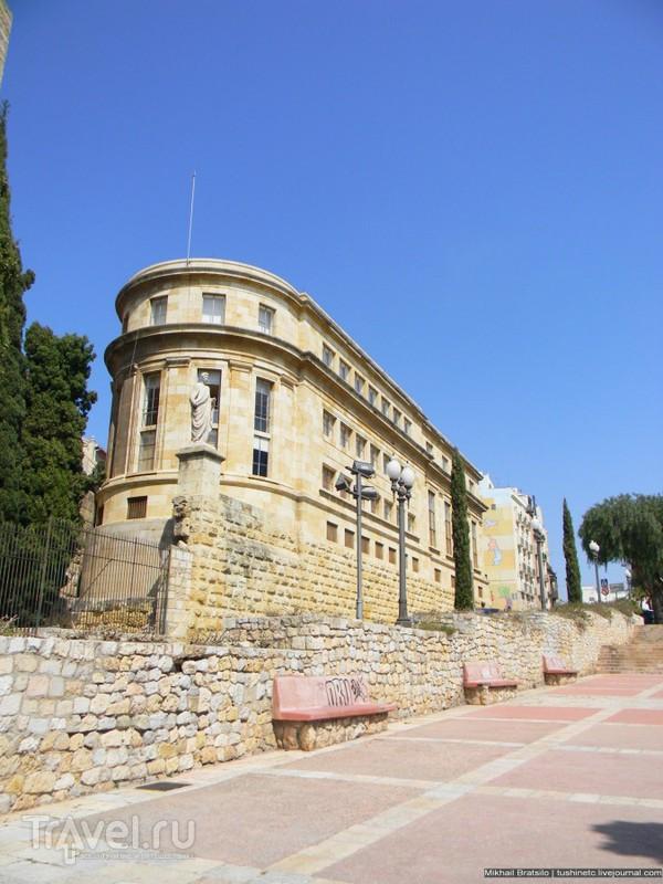 Лёгкая прогулка по Таррагоне / Испания