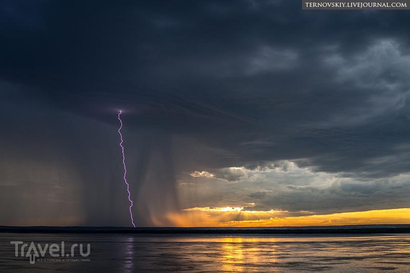 Река Лена, Россия / Фото из России