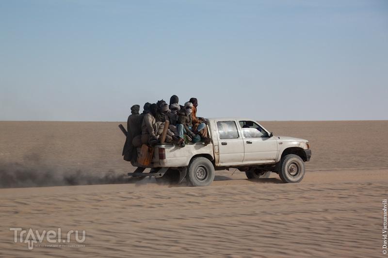 Пустыня в Чаде / Фото из Чада