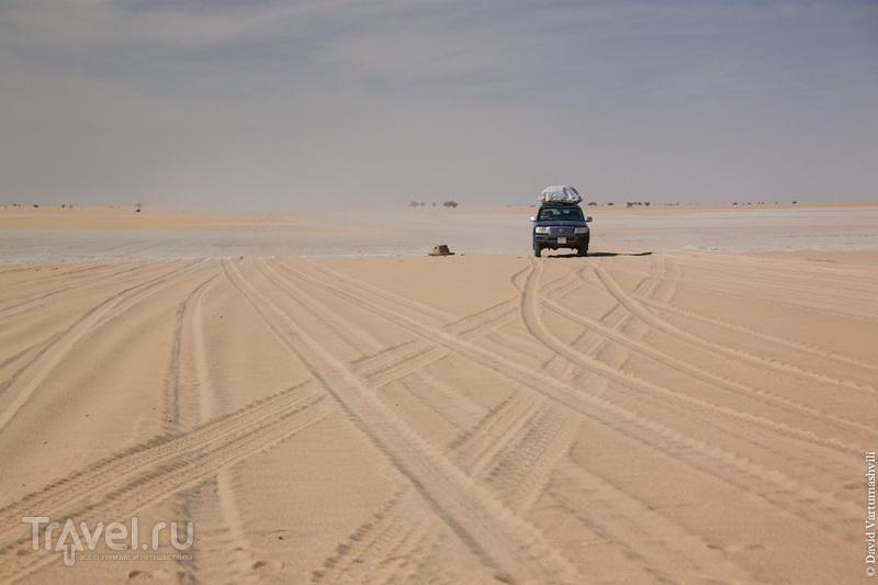 Чад. Дорога в Эннеди / Фото из Чада