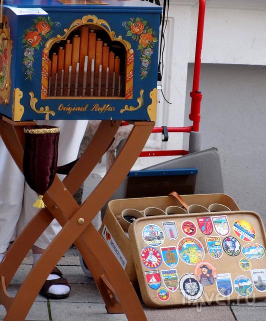 Фестиваль шарманок
