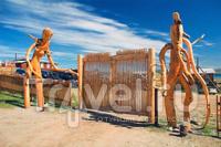 Сокровища Тажеранских степей