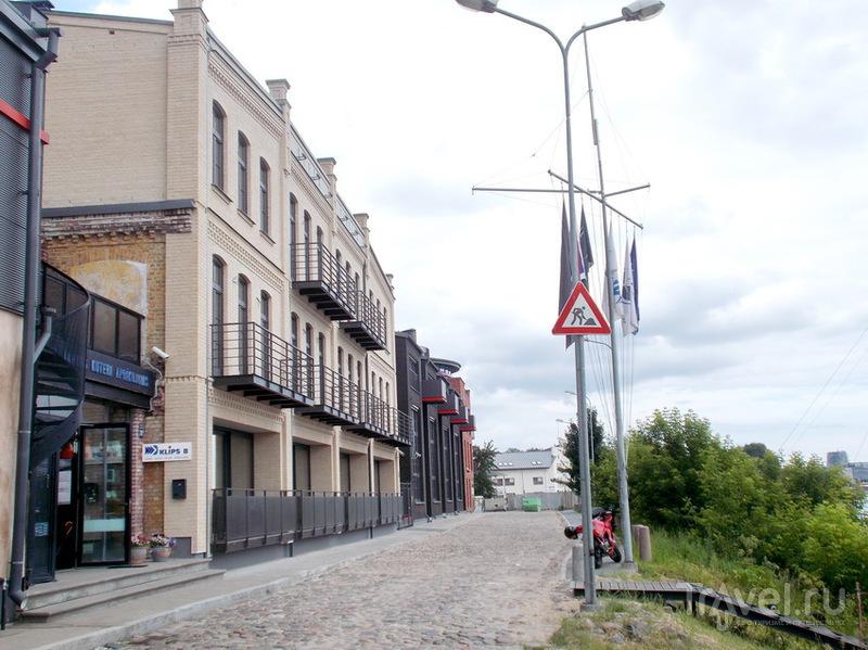 Другая Рига. Кипсала / Латвия