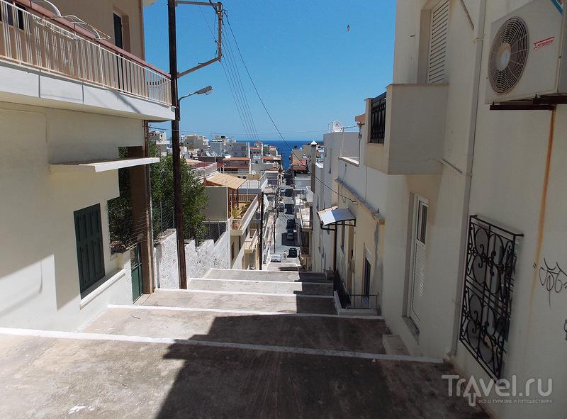 Агиос-Николаос. Крит / Греция