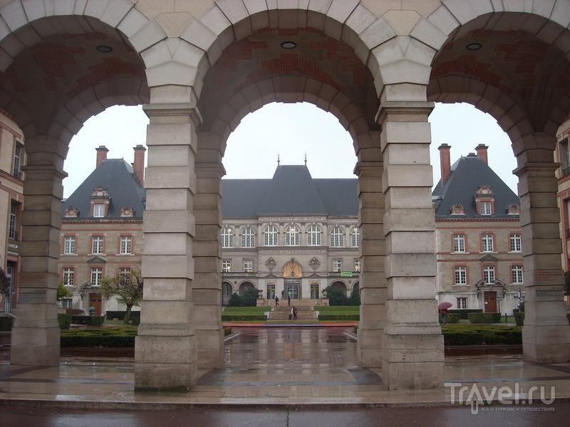 La Cité Internationale Universitaire de Paris, или как живут парижские студенты / Франция