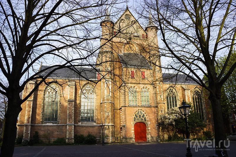 Собор Pieterskerk в Лейдене, Нидерланды / Фото из Нидерландов