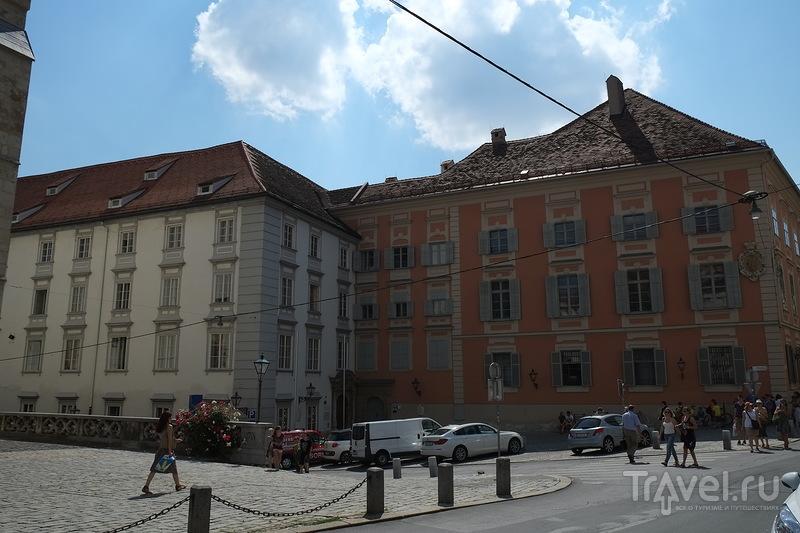 В городе Грац, Австрия / Фото из Австрии
