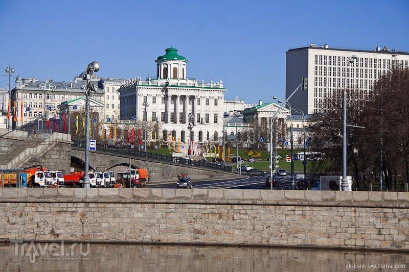 Дом Пашкова в Москве, Россия / Фото из России