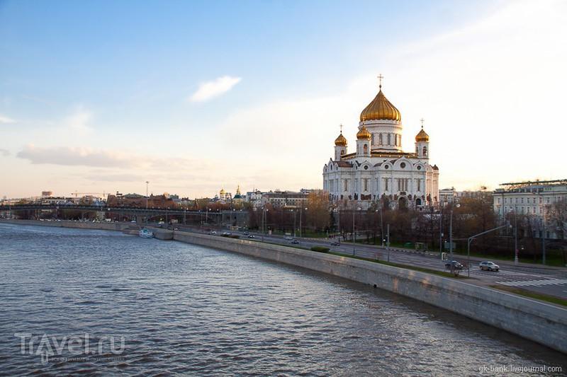 Храм Христа Спасителя в Москве, Россия / Фото из России