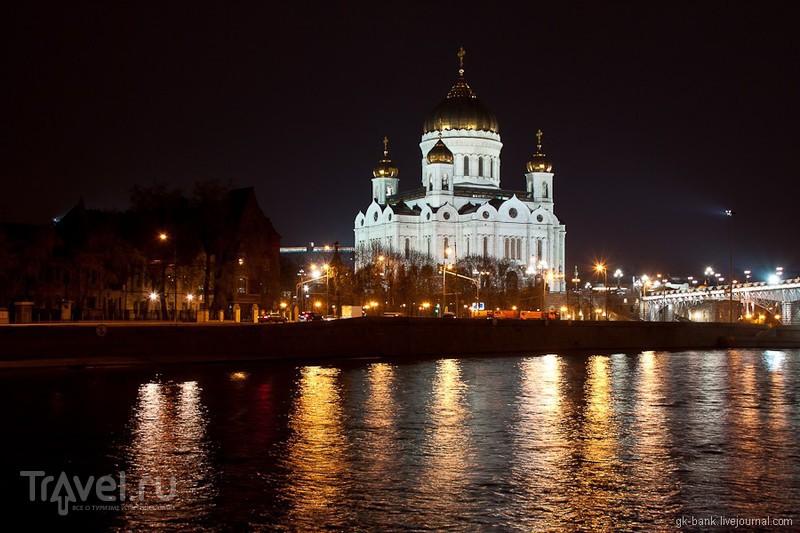 Топ-10 мест Москвы / Фото из России