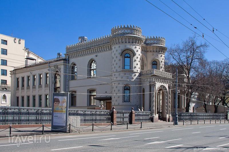 Особняк Морозова в Москве, Россия / Фото из России
