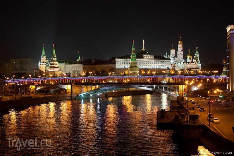 Московский Кремль, Россия / Фото из России