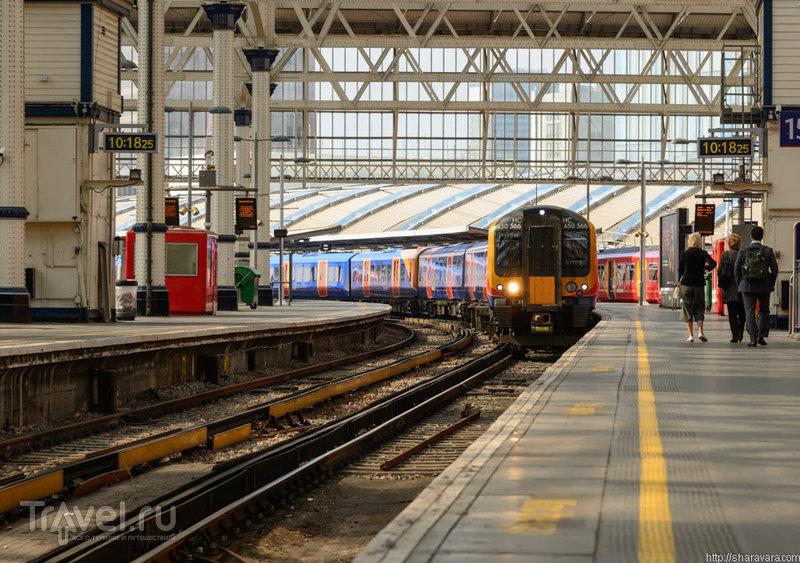 Станция Windsor & Eton Riverside, Великобритания / Фото из Великобритании