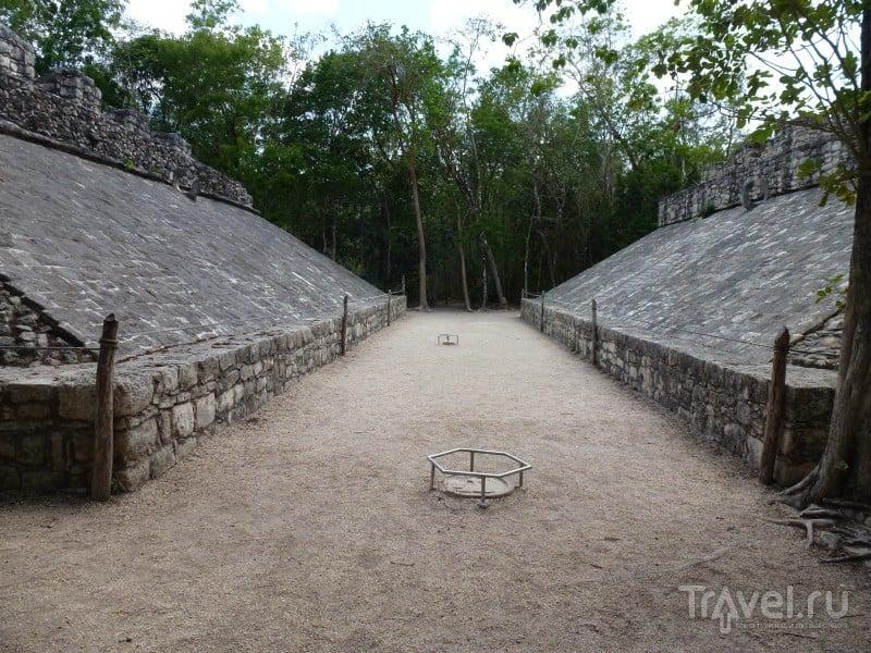 Коба - покорение вершин / Мексика