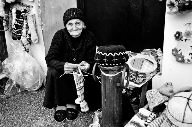 По Грузии на машине: от Кахетии до Казбека / Фото из Грузии