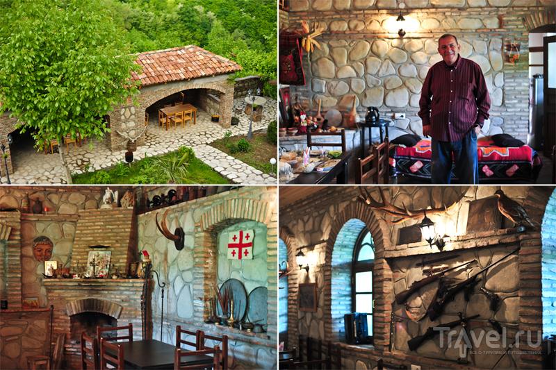 "Hotel ""Mate"" в Сигнахи, Грузия / Фото из Грузии"