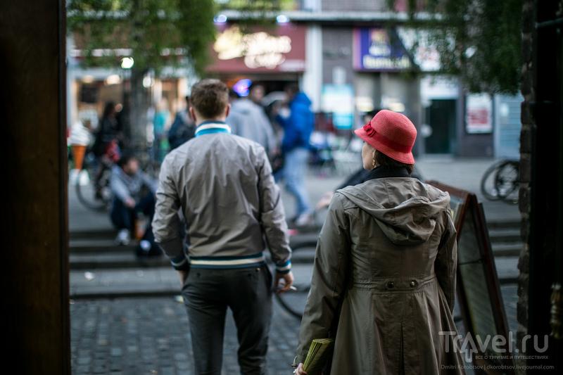 Путевые заметки: Темпл-Бар, Дублин / Ирландия