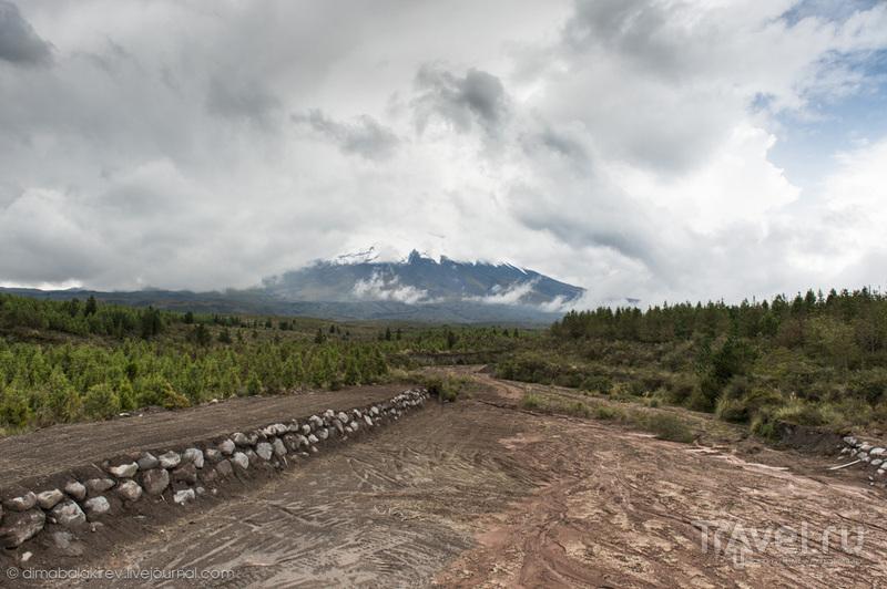 Котопакси - второй по высоте действующий вулкан в мире / Эквадор