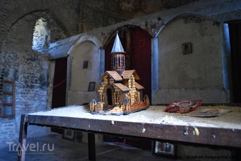 Самтависи и замок князей Амилахвари / Грузия