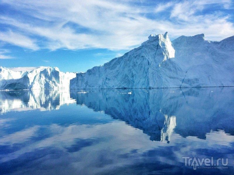В 2004 году фьорд Илулиссат был включен в Список Всемирного наследия ЮНЕСКО / Гренландия