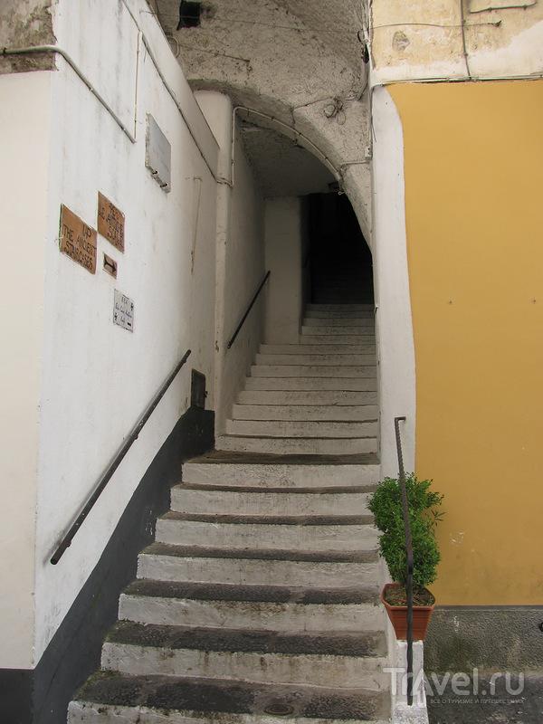 В краю сирен и лимончелло. Амальфитана / Италия