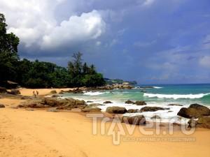 Маленькие и уютные пляжи Пхукета / Таиланд