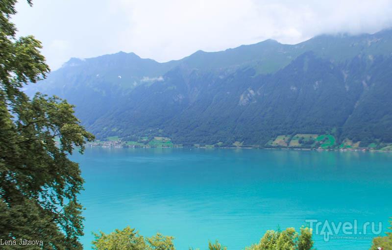 Путешествие по озерам. Озеро Комо / Италия