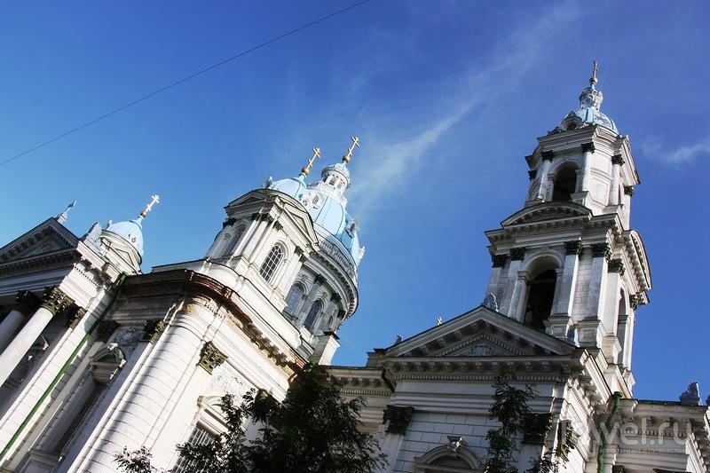 Поездка в Сумы / Украина