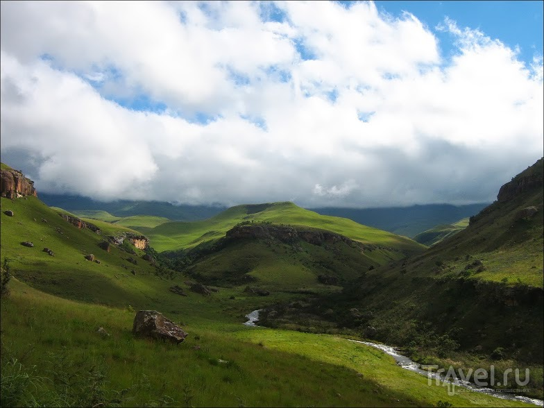 ЮАР: Дурбан и Кофе-Бэй / ЮАР